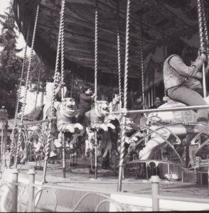 """El """"Tiovivo"""" del Parque de Atracciones de Madrid"""